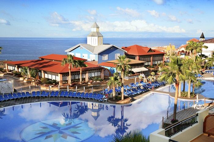 Трехзвездочные отели Тенерифе