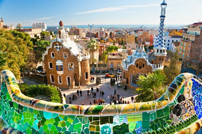 Куда отправиться зимой? В Барселону