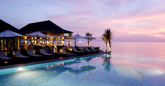 Пляжи и отели Лао Лак