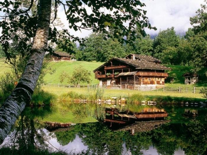 тирольский музей дерева