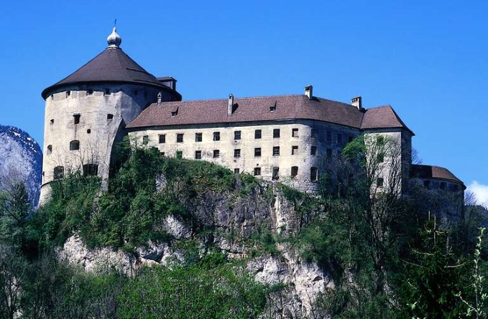 крепость Кюфтайн