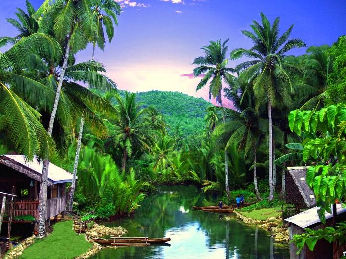 Филиппины: местоположение, достопримечательности, отдых