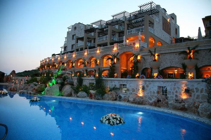 Июльский отдых в Турции