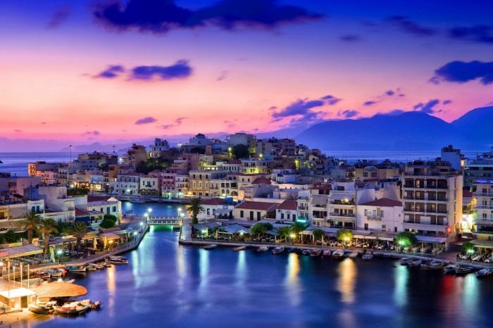 Отдых на острове Крит в июне