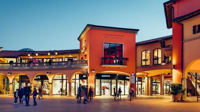 Шопинг в Италии: Valdichiana Outlet Village