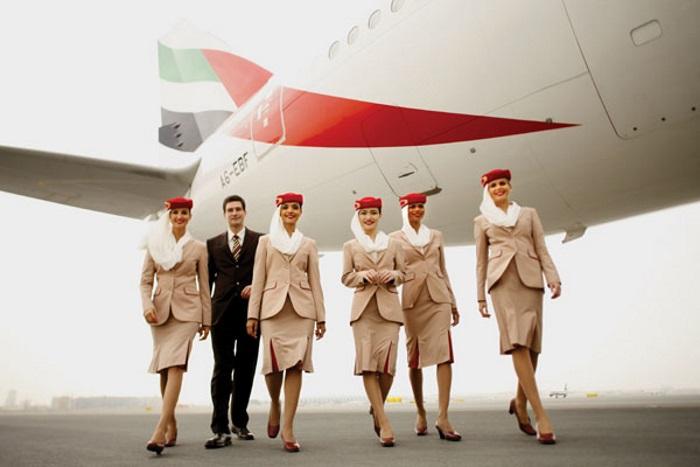 Сколько лететь до Арабских Эмиратов